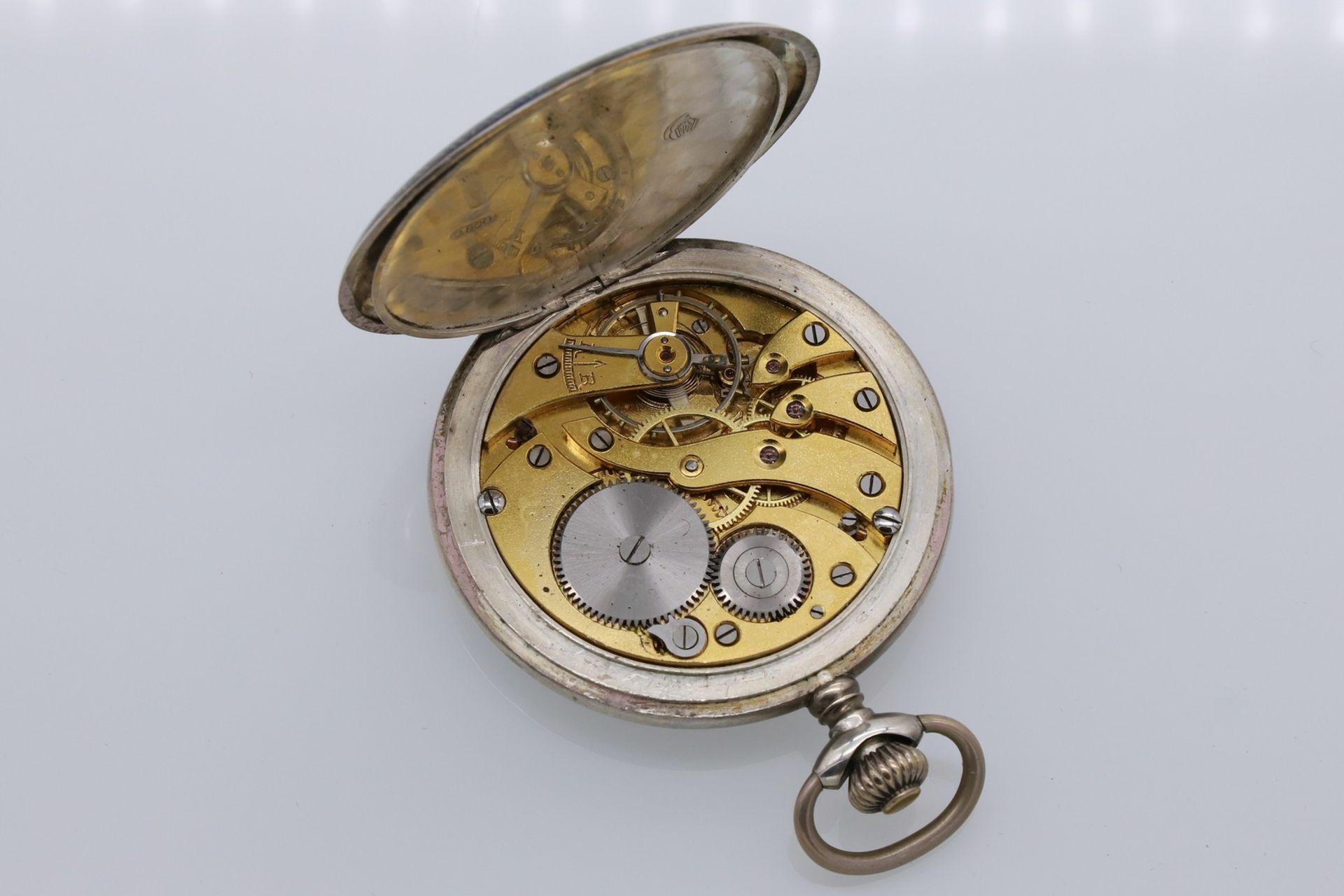 Zwei Art-Déco Taschenuhren - Bild 6 aus 6