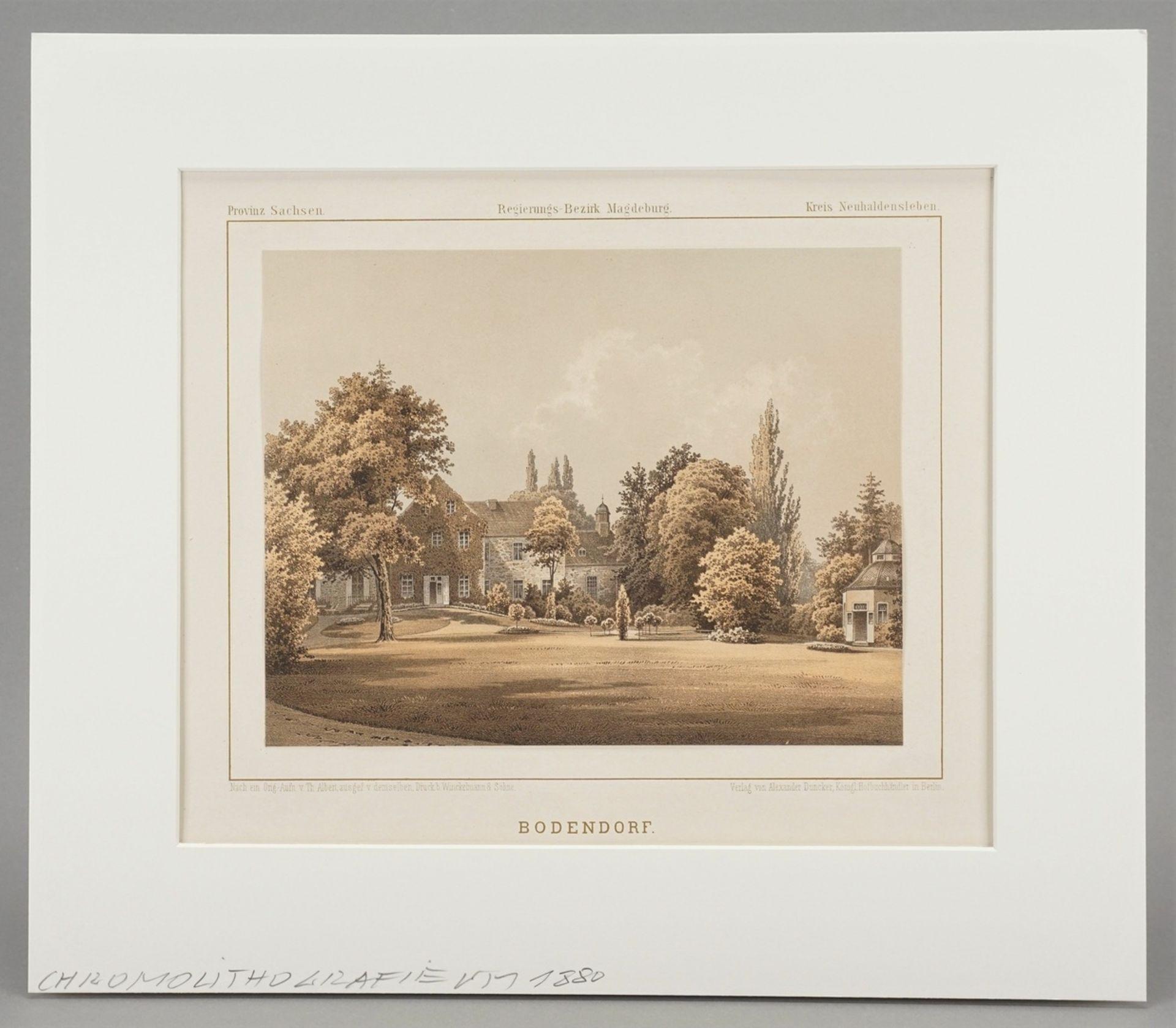Bodendorf - Bild 2 aus 4