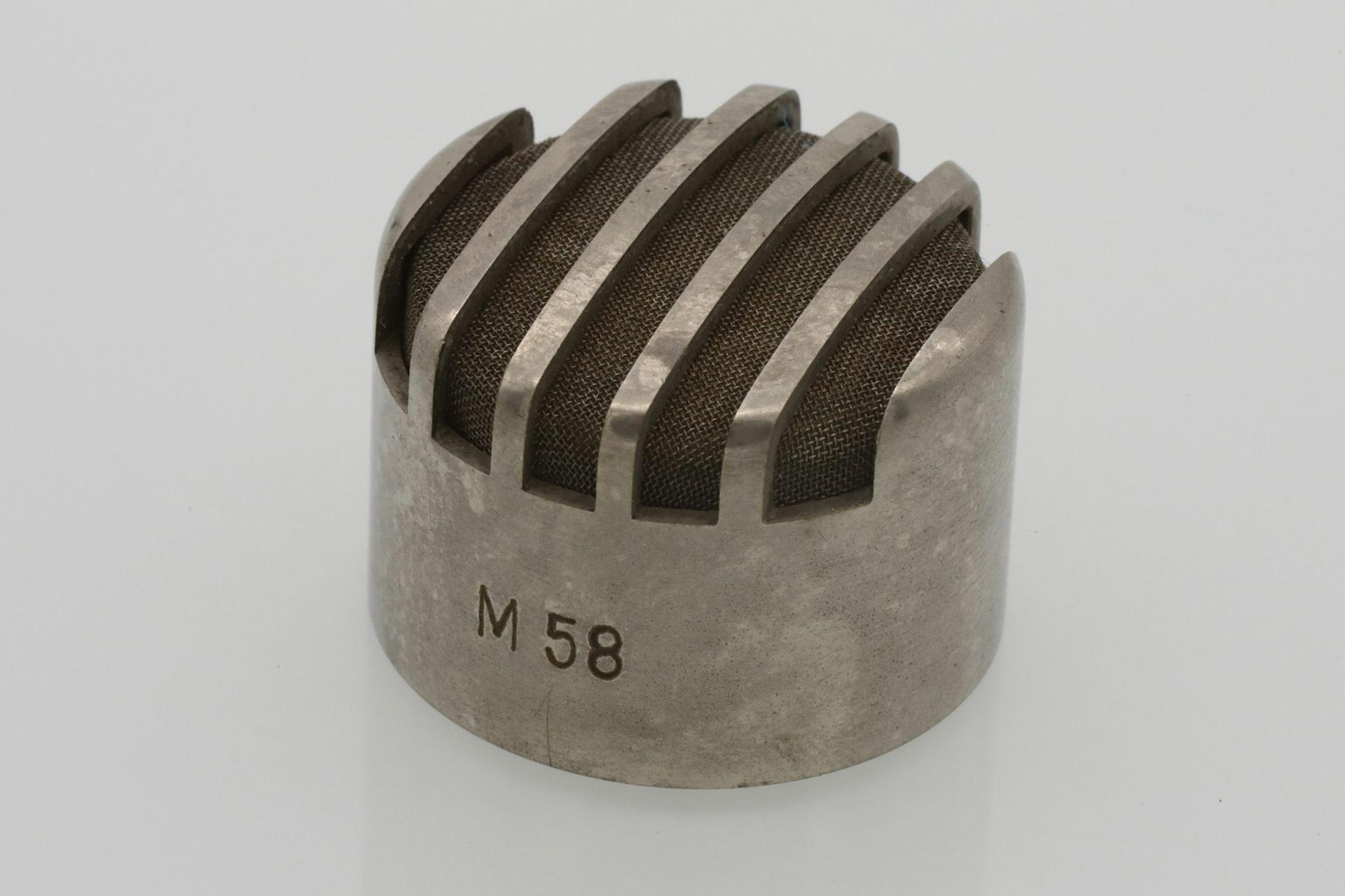 Neumann Kondensatormikrofonkapsel M58, um 1960 - Bild 2 aus 5