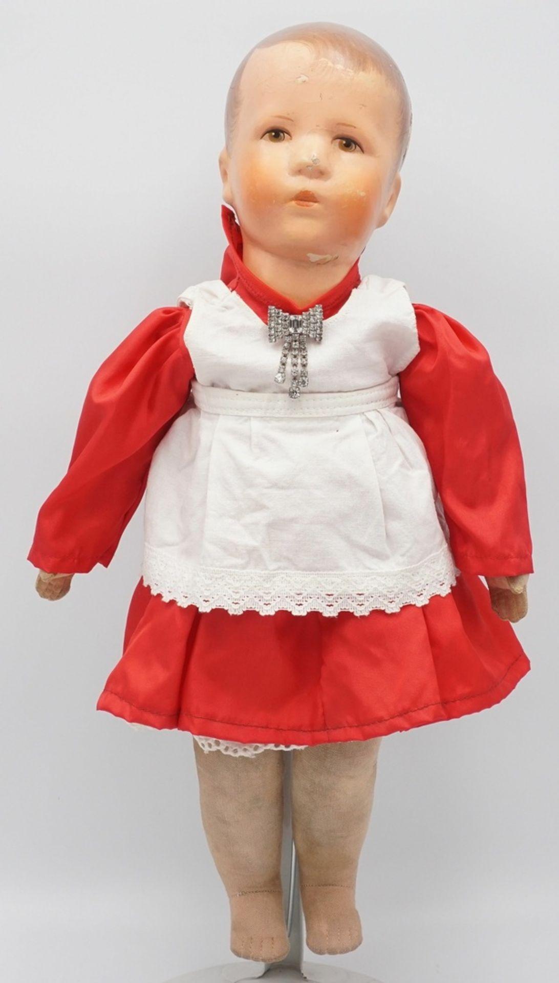 """Käthe Kruse, Puppe """"Eierkopf"""", Typ IX, um 1940"""