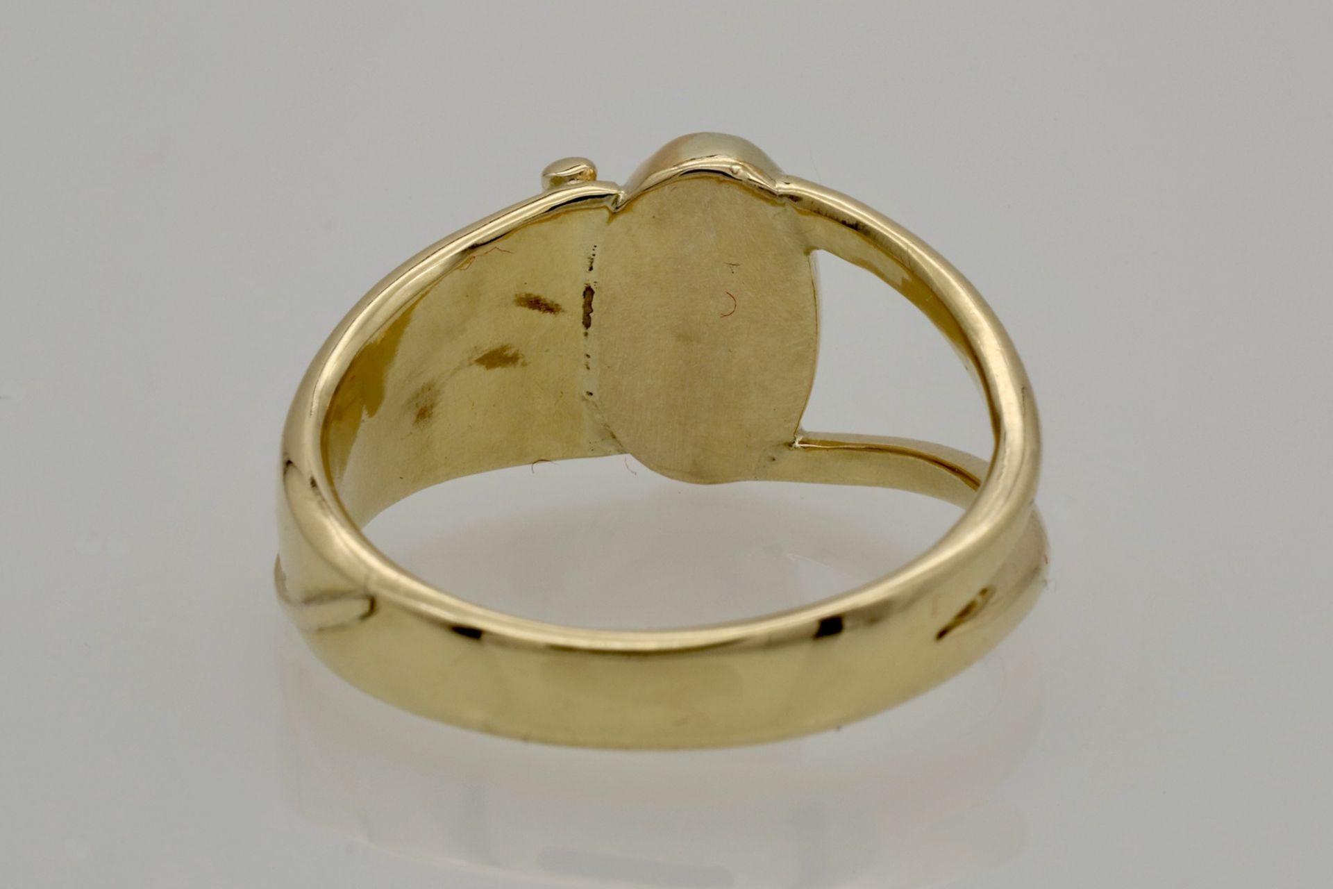 Zeitloser Mondstein-Ring - Bild 5 aus 5