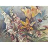 Anton Woelki, Fingerhut und Tigerlilien