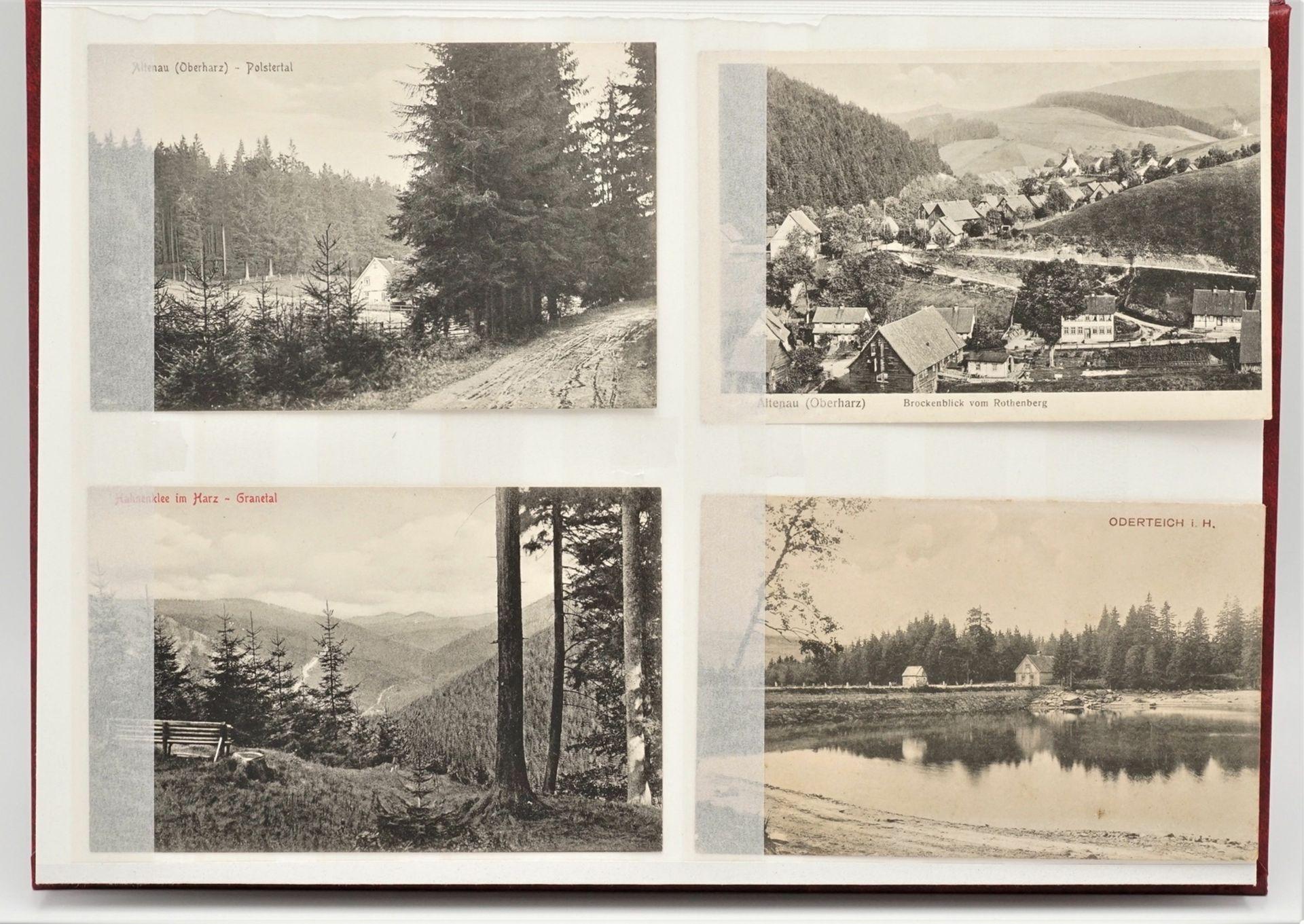 32 Ansichtskarten / Postkarten Harz - Bild 2 aus 5