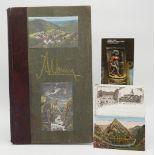 90 Ansichtskarten / Postkarten Harz