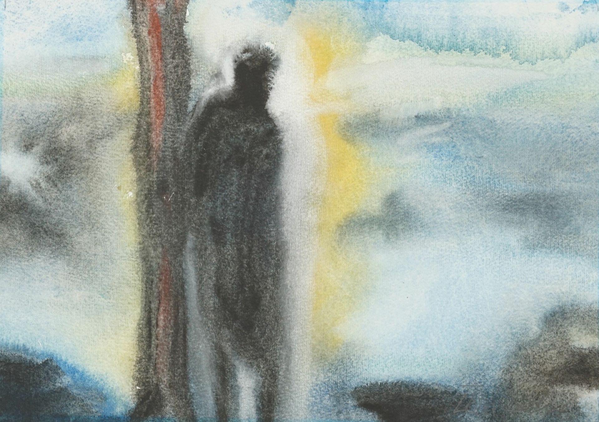 Ebba Sakel, Über dem Nebelmeer