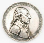 Jubiläumsmedaille Johann August v. Beyer, 1802