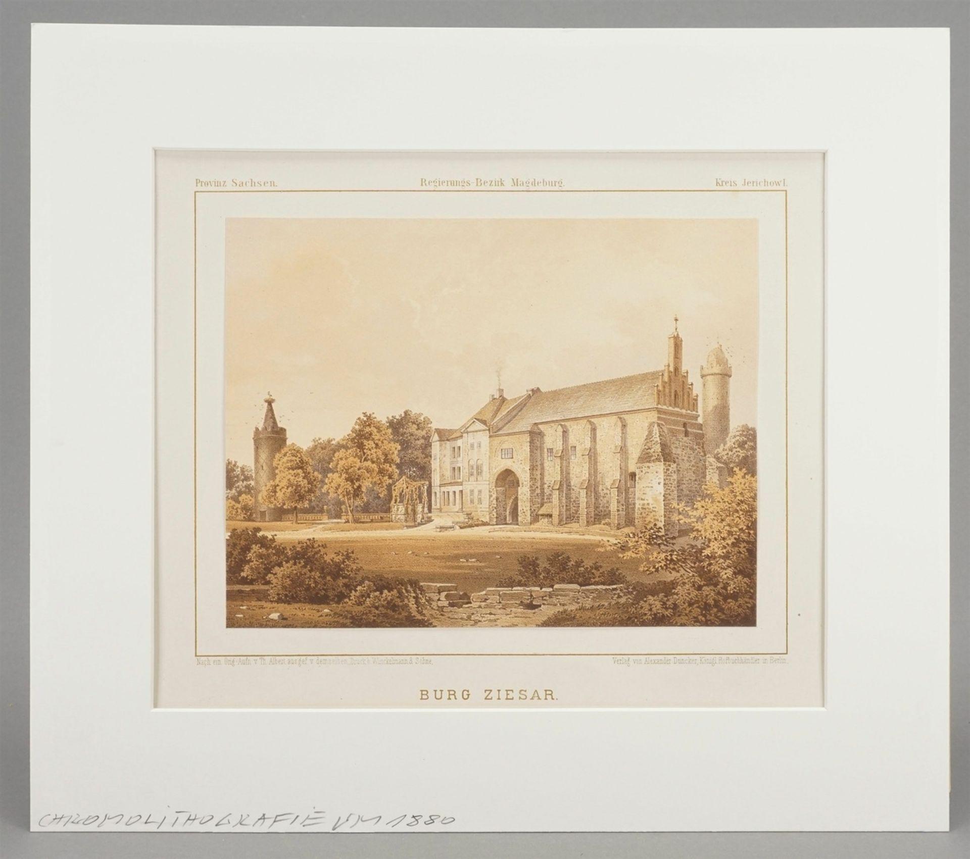 Burg Ziesar - Bild 2 aus 4