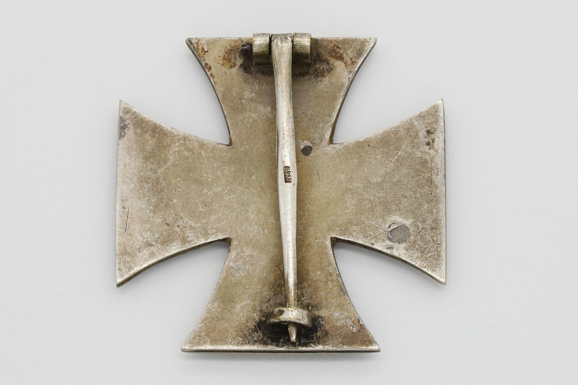 Eisernes Kreuz 1. Klasse 1939, mit runder 3 - Bild 4 aus 4
