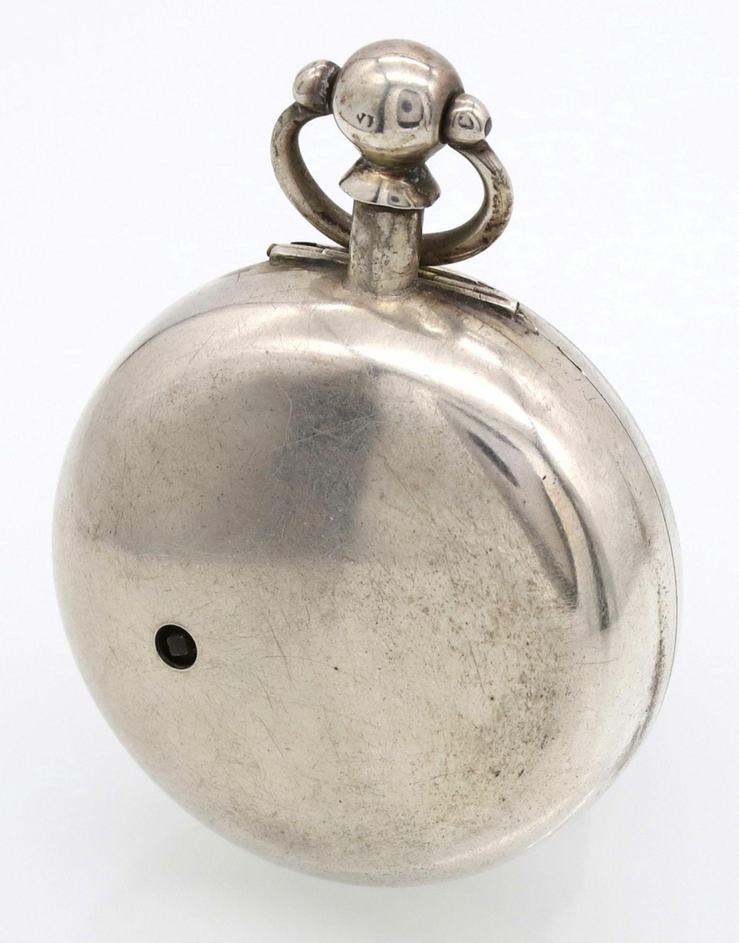 Thomas Maston, London Englische Spindeltaschenuhr, von 1839 - Bild 5 aus 6