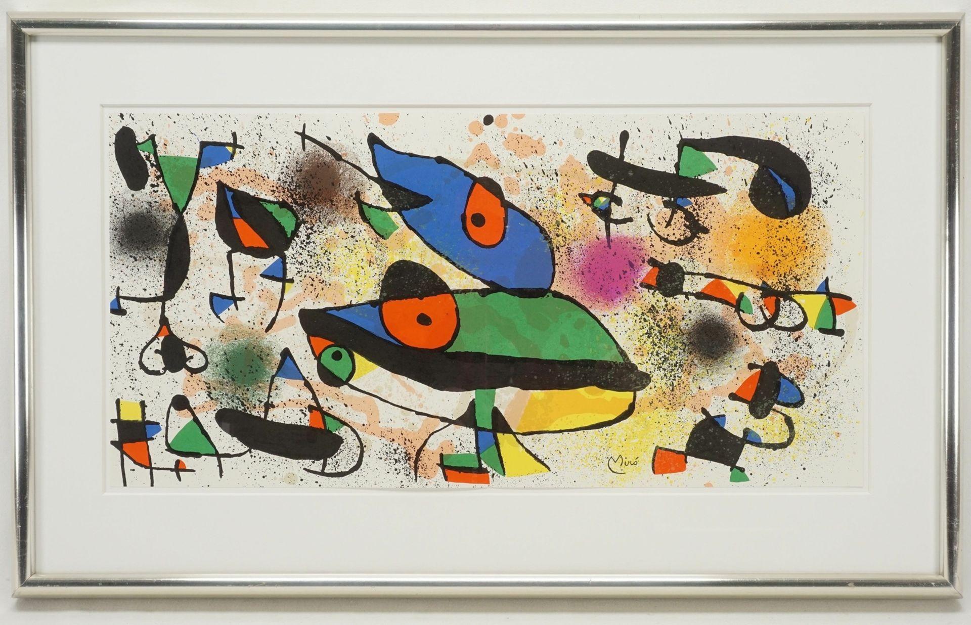 Joan Miró, Miró sculptures - Bild 2 aus 3
