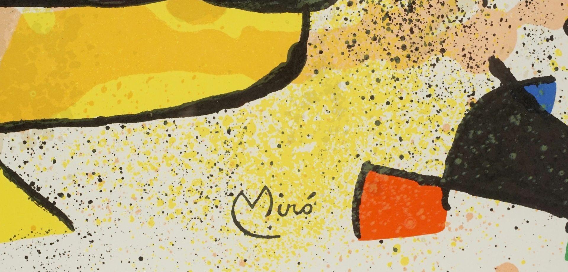 Joan Miró, Miró sculptures - Bild 3 aus 3