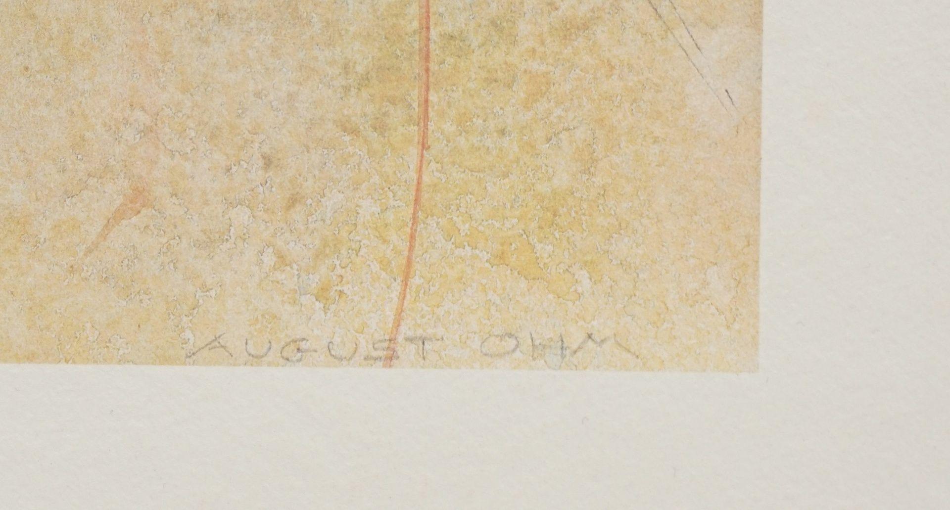 """August Ohm, """"Drei weibliche Halbakte"""" - Bild 5 aus 5"""