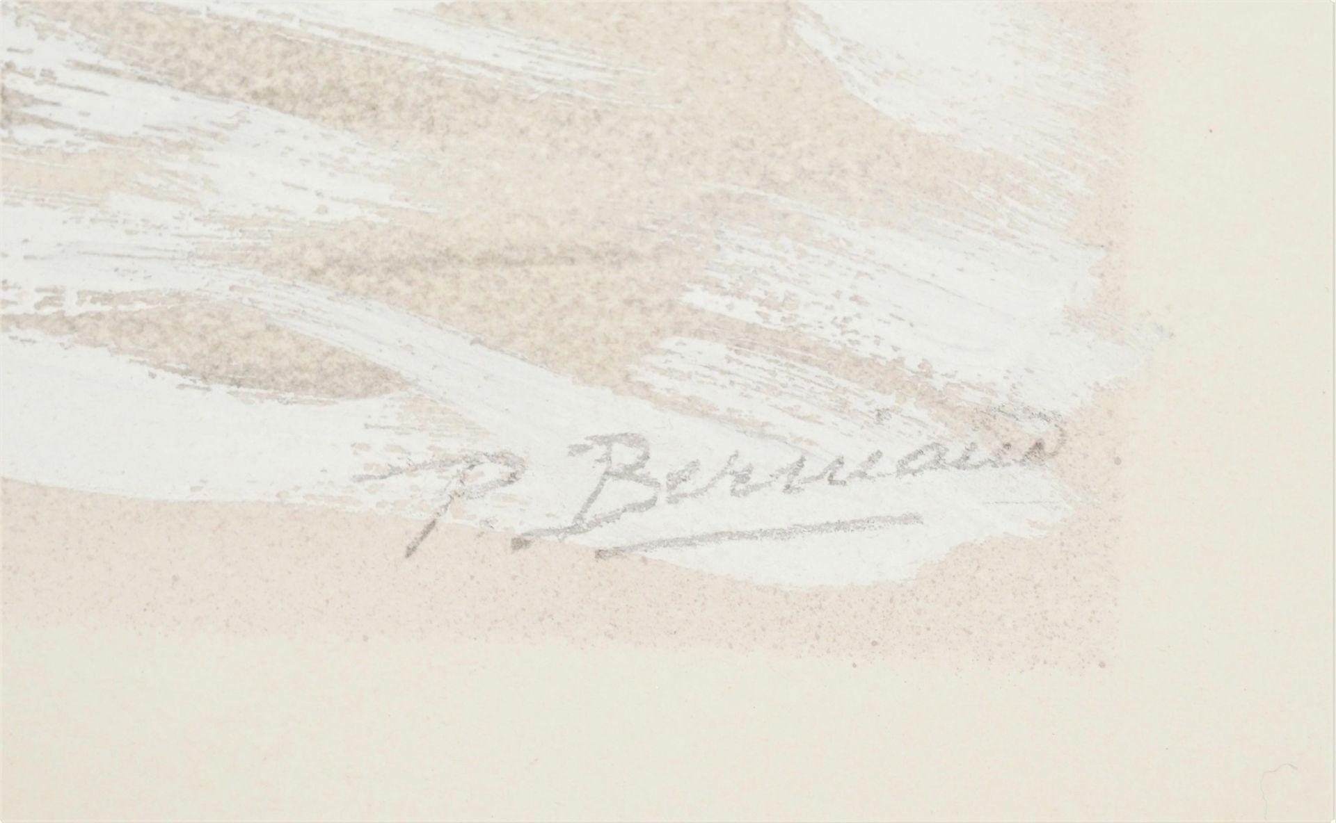 "P. Berniand ( ), ""Rêverie (Träumerei)"" - Bild 4 aus 4"
