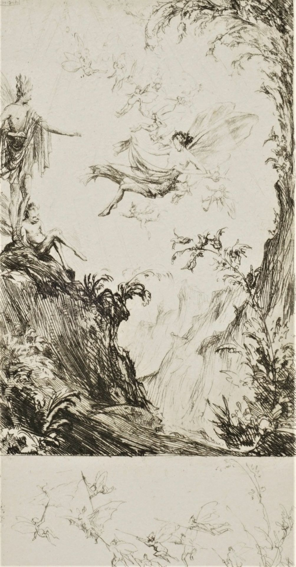 Mittsommernachtstraum (Oberon und Titania)