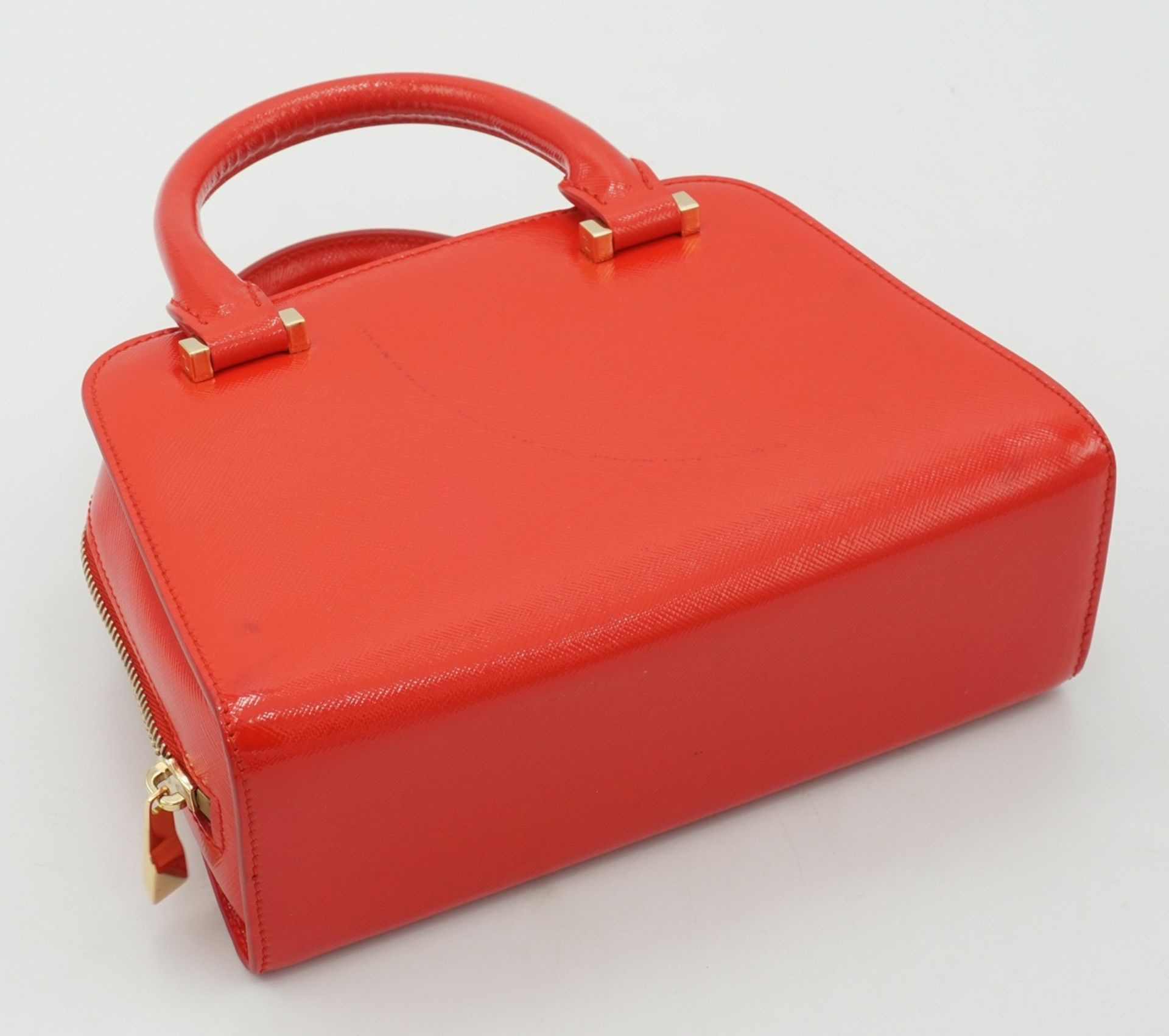 PORSCHE Design TwinBag Mini RED GOLD - Bild 6 aus 9