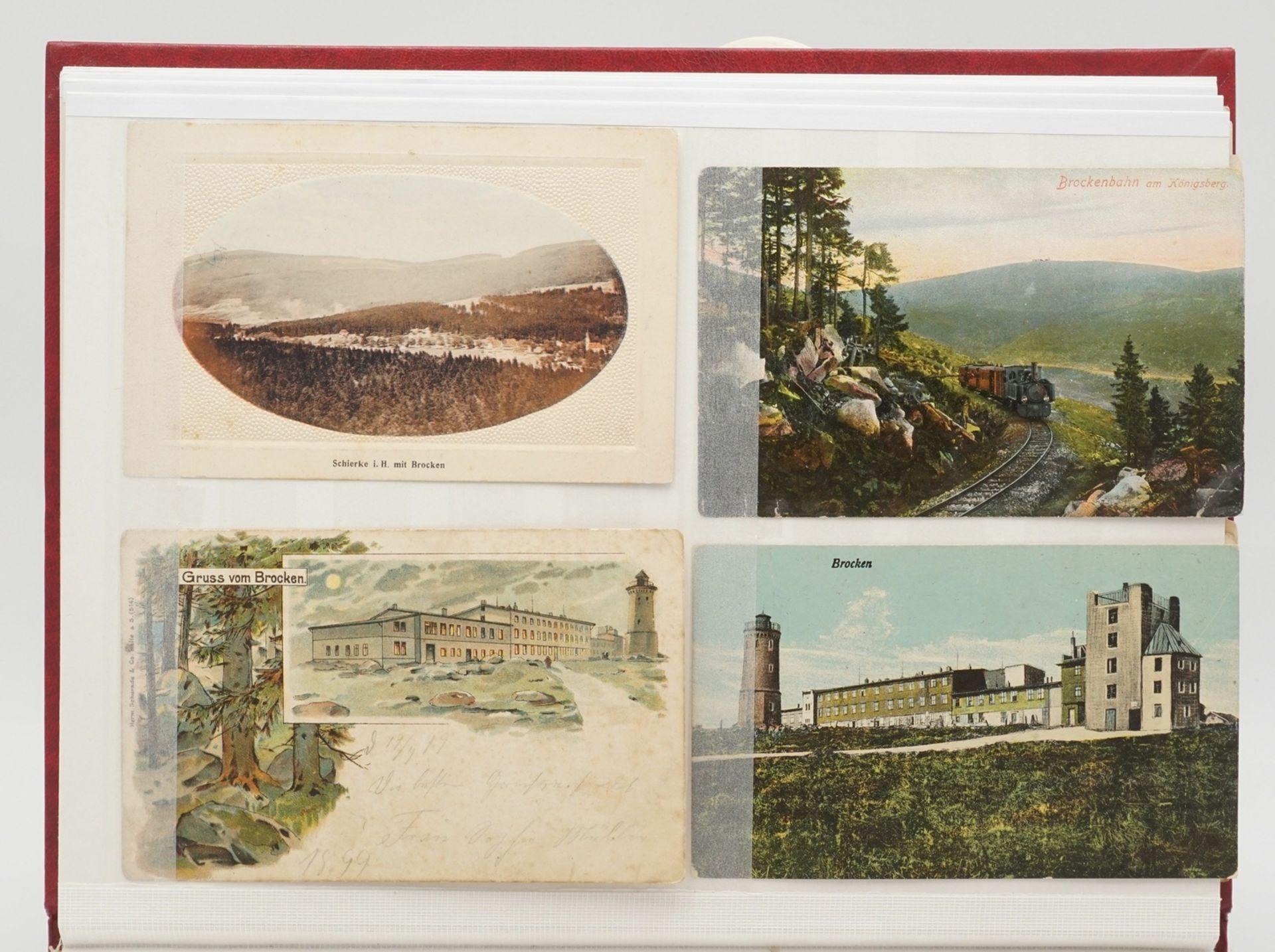 96 Ansichtskarten / Postkarten Harz - Bild 4 aus 5