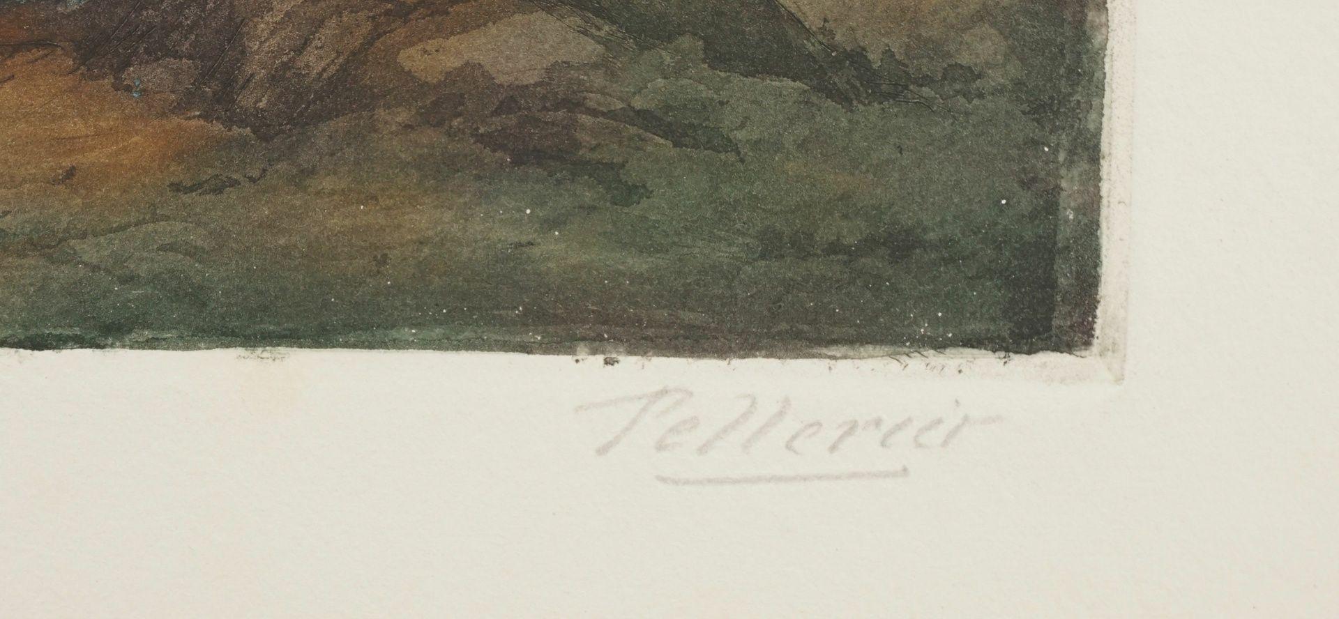 """Maurice Pellerier, """"Nuages d'orage"""" (Gewitterwolken) - Bild 4 aus 4"""