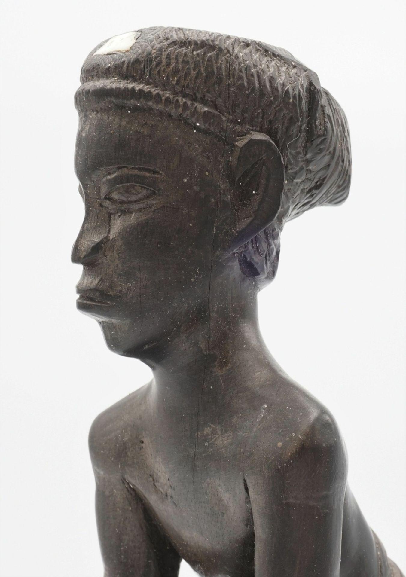 Trommler, Afrika, 2. Hälfte 20. Jh. - Bild 5 aus 6