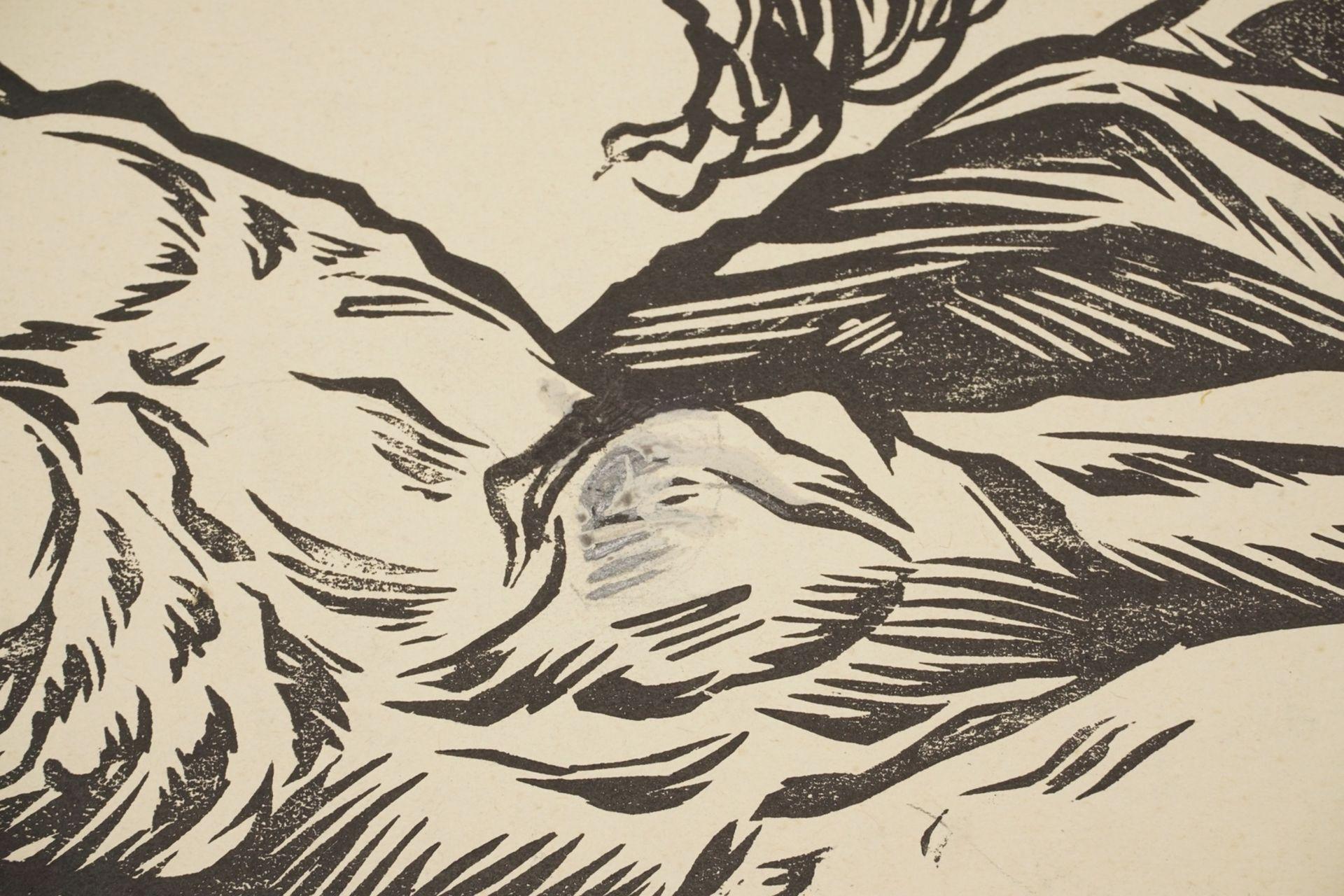 Richard Schwarzkopf, Totenklage - Bild 6 aus 7