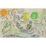 "Marc Chagall, ""Le Concert"" (Das Konzert)"