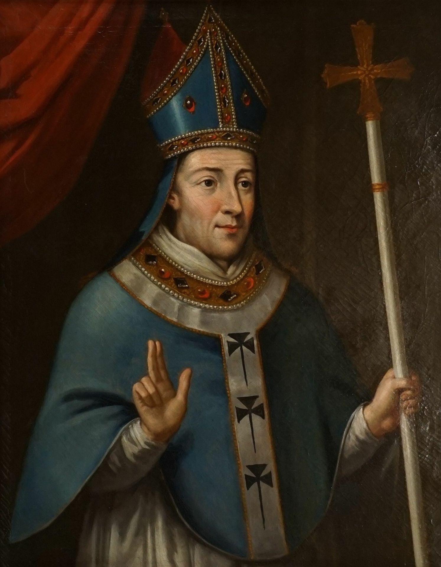 Unbekannter englischer Künstler, Henry Chichele (Chicheley), Erzbischof von Canterbury (1364-1443)