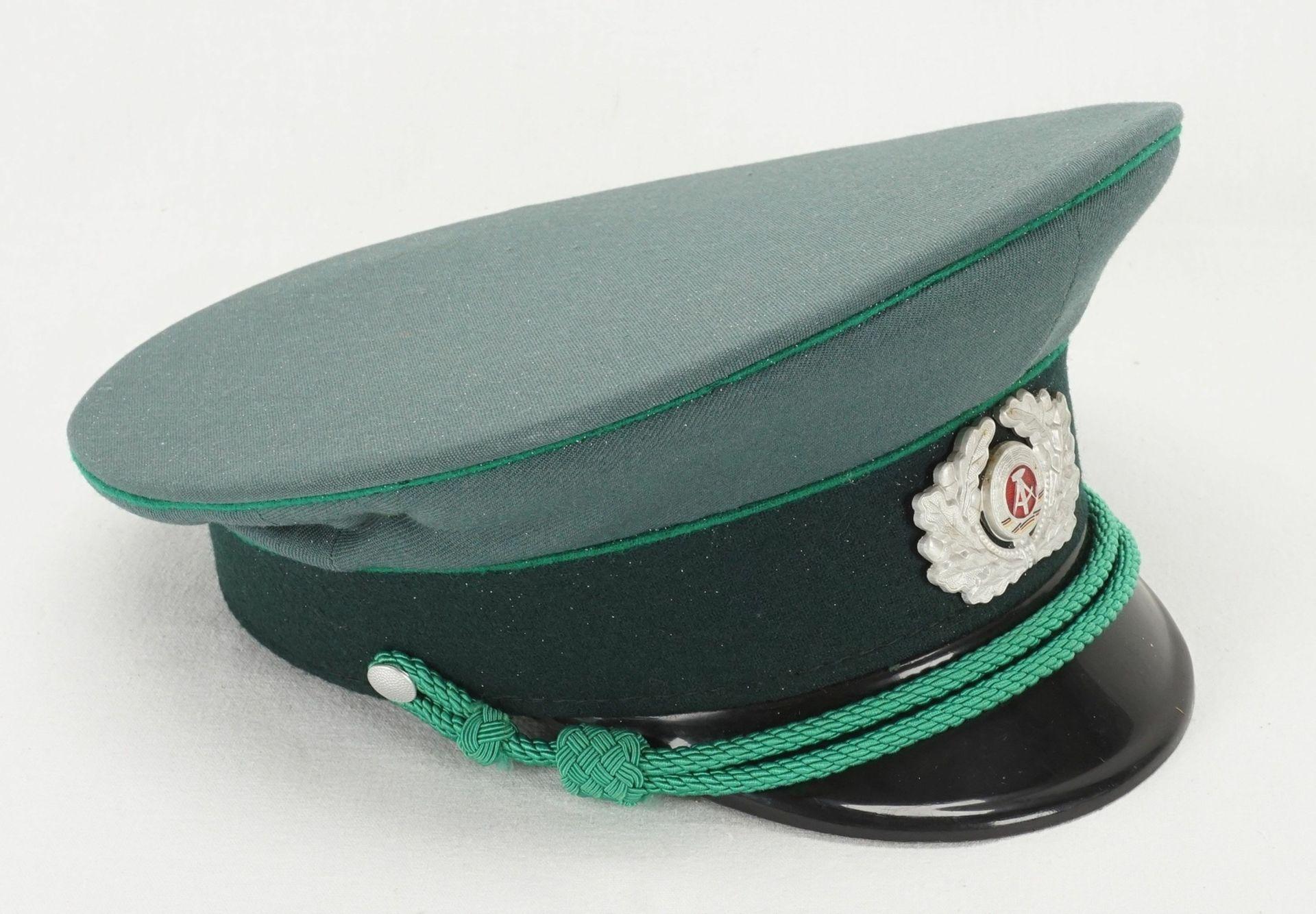 Uniformjacke DDR MDI Polizeioffizier mit Mütze und Zubehör - Bild 4 aus 7