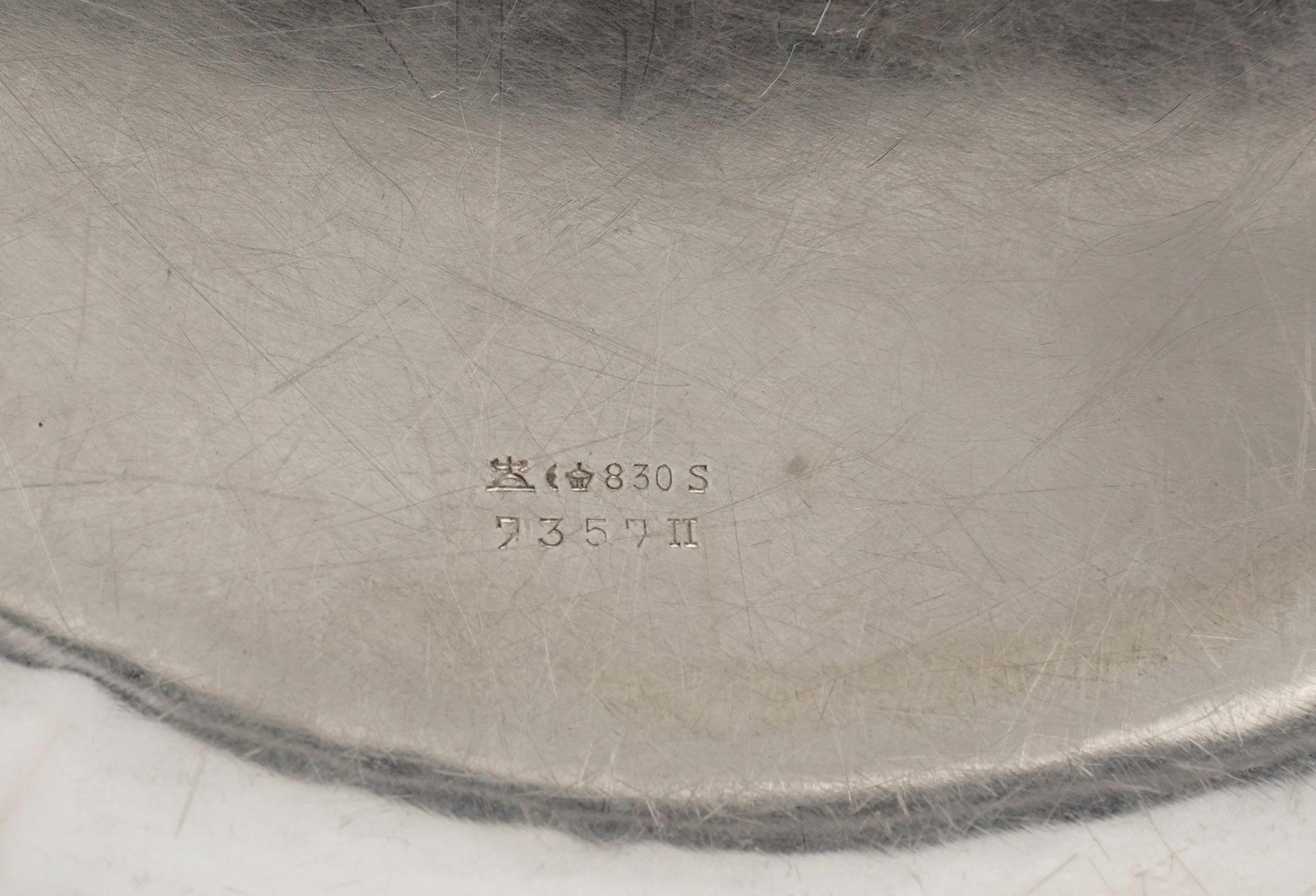 Runde Schale und schwedischer Teller - Bild 8 aus 8