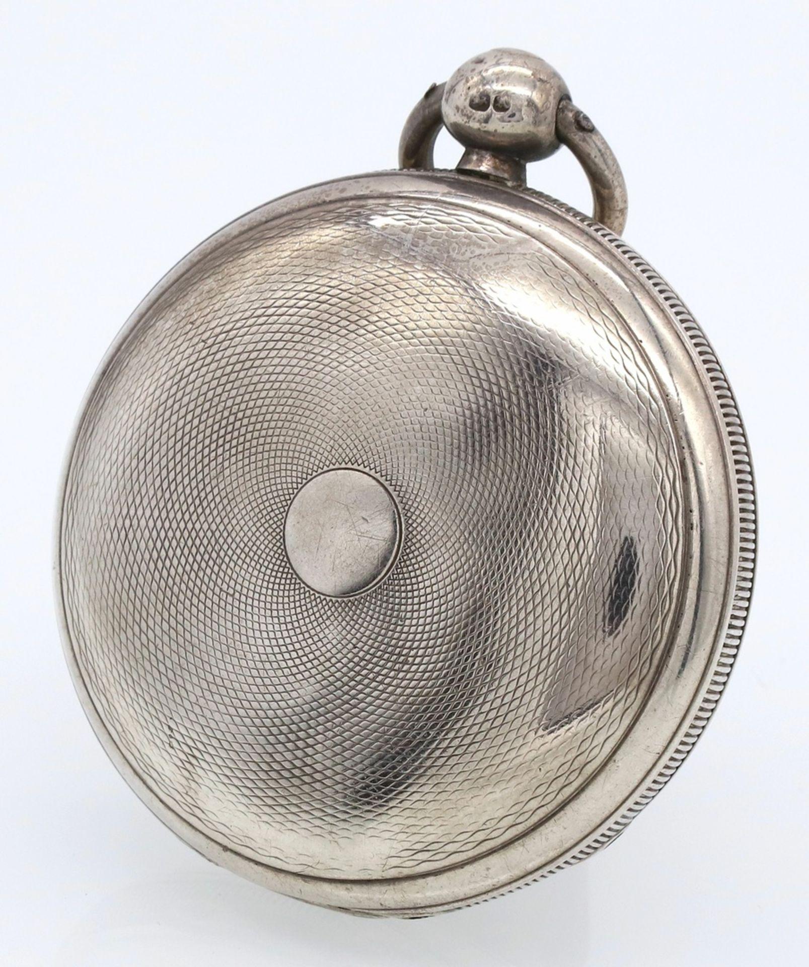 Bennet Wing London Spindeltaschenuhr mit Sprungdeckel, 1837 - Bild 3 aus 6