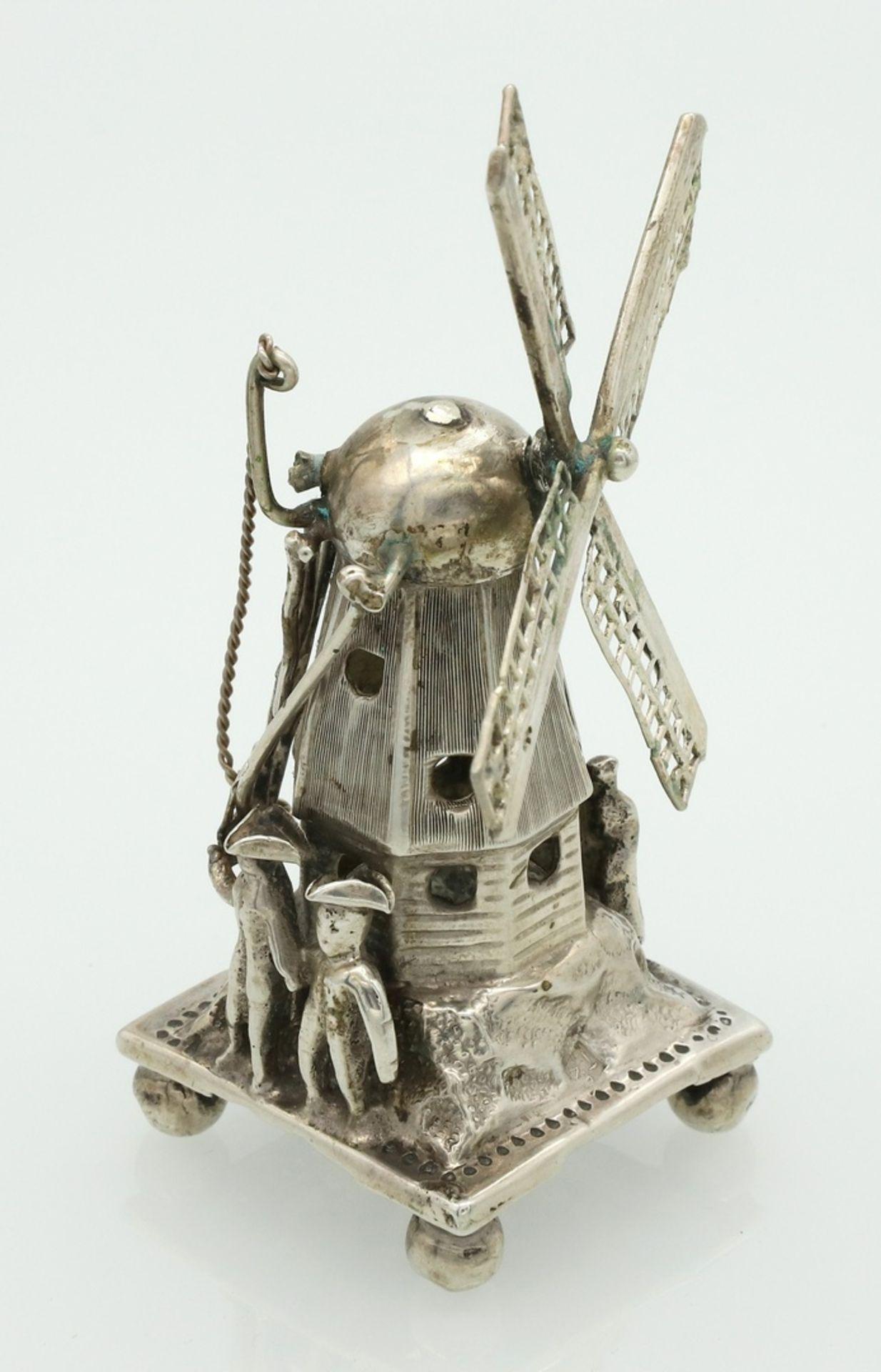 Miniatur einer Windmühle - Bild 4 aus 4