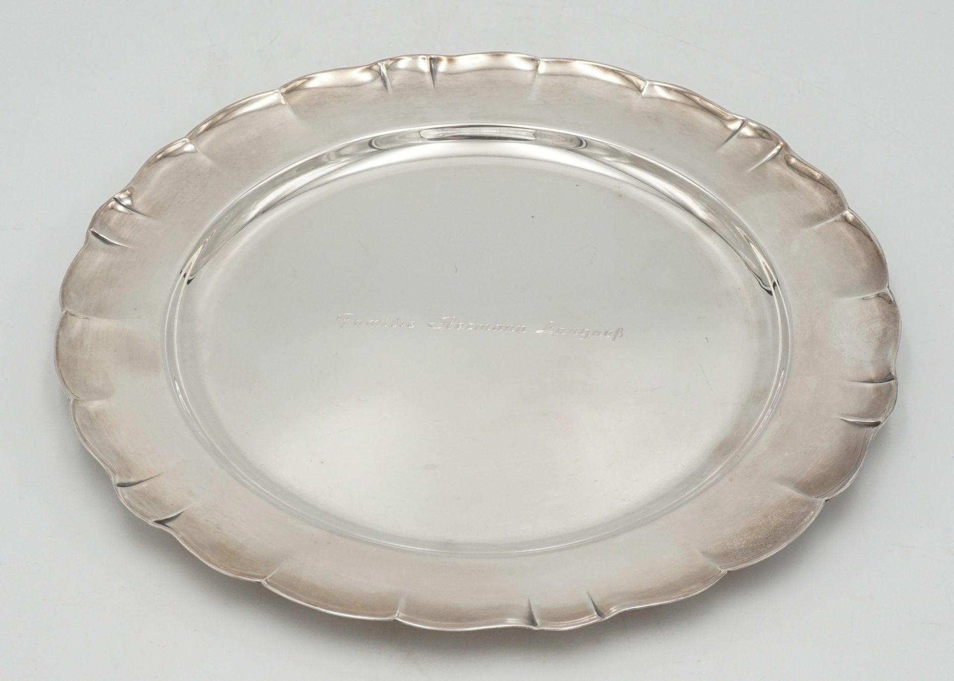 Runde Schale und schwedischer Teller - Bild 5 aus 8