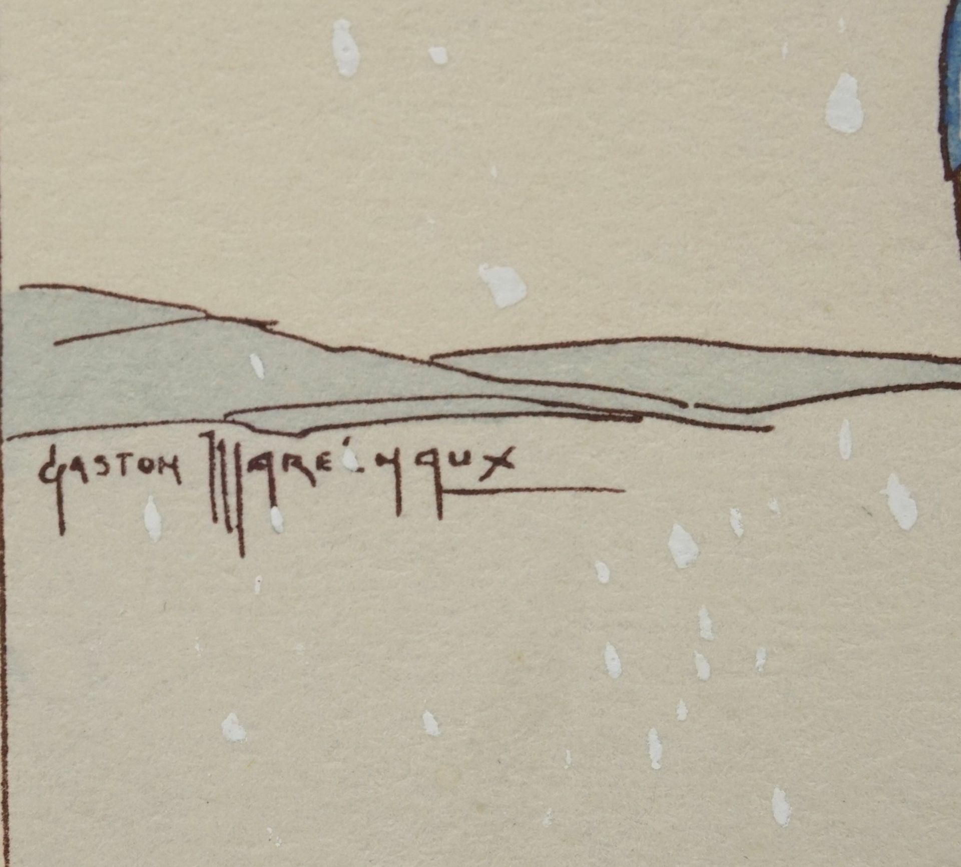 Gaston Maréchaux, Allegorie des Dezembers - Bild 4 aus 4