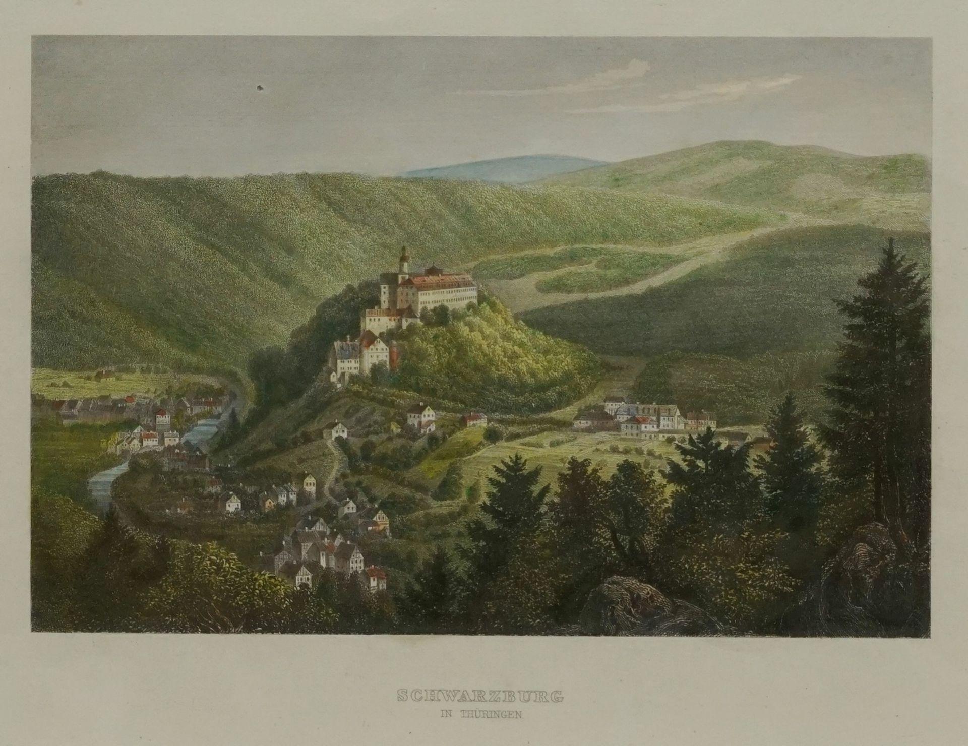 """Schwarzburg in Thüringen / """"Schmalkalden"""" - Bild 5 aus 5"""