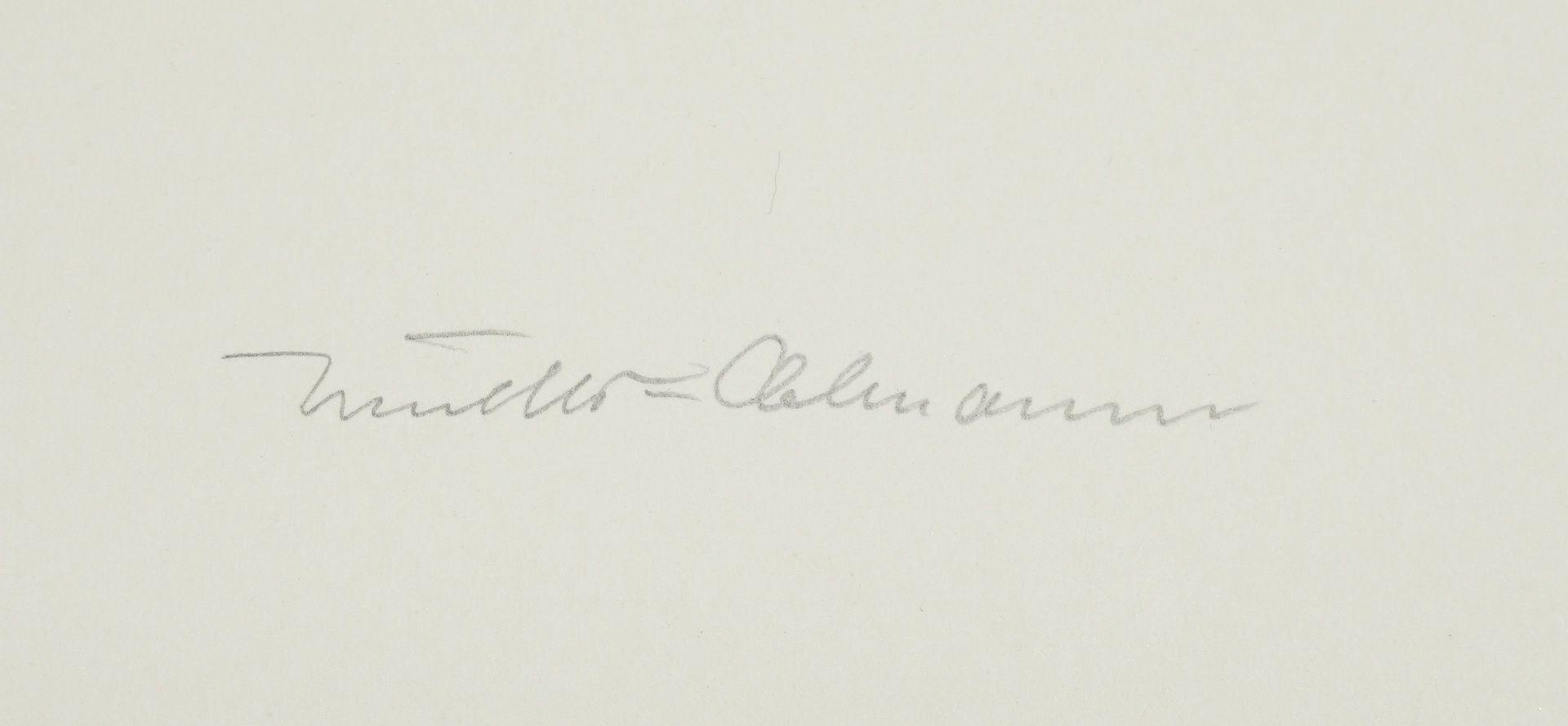 """Rudolf Müller-Oelmann, """"Kleines Welttheater"""" - Bild 3 aus 3"""
