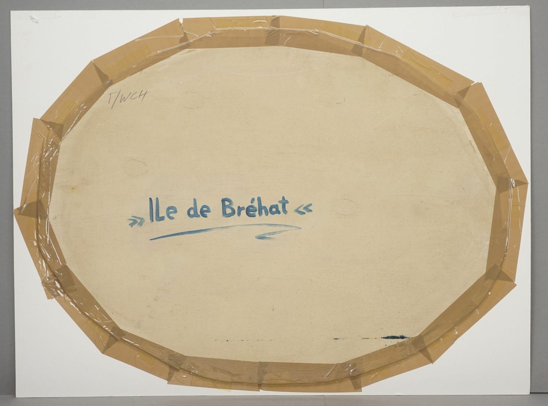 """Maxime Maufra, """"Île de Bréhat (variierte Kopie nach Maufra)"""" - Bild 3 aus 3"""