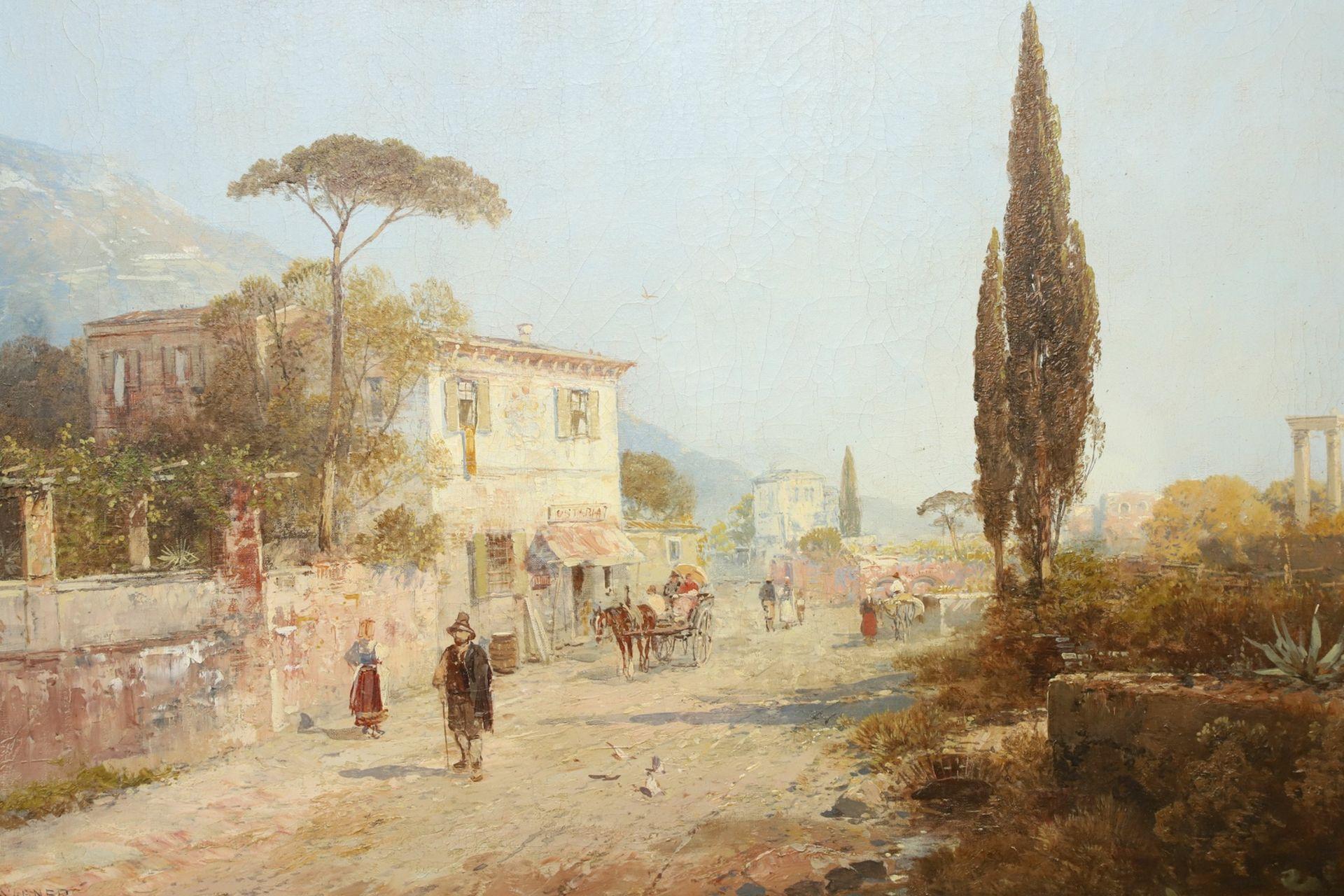 Karl Wagner, Osteria in Süditalien - Bild 2 aus 4