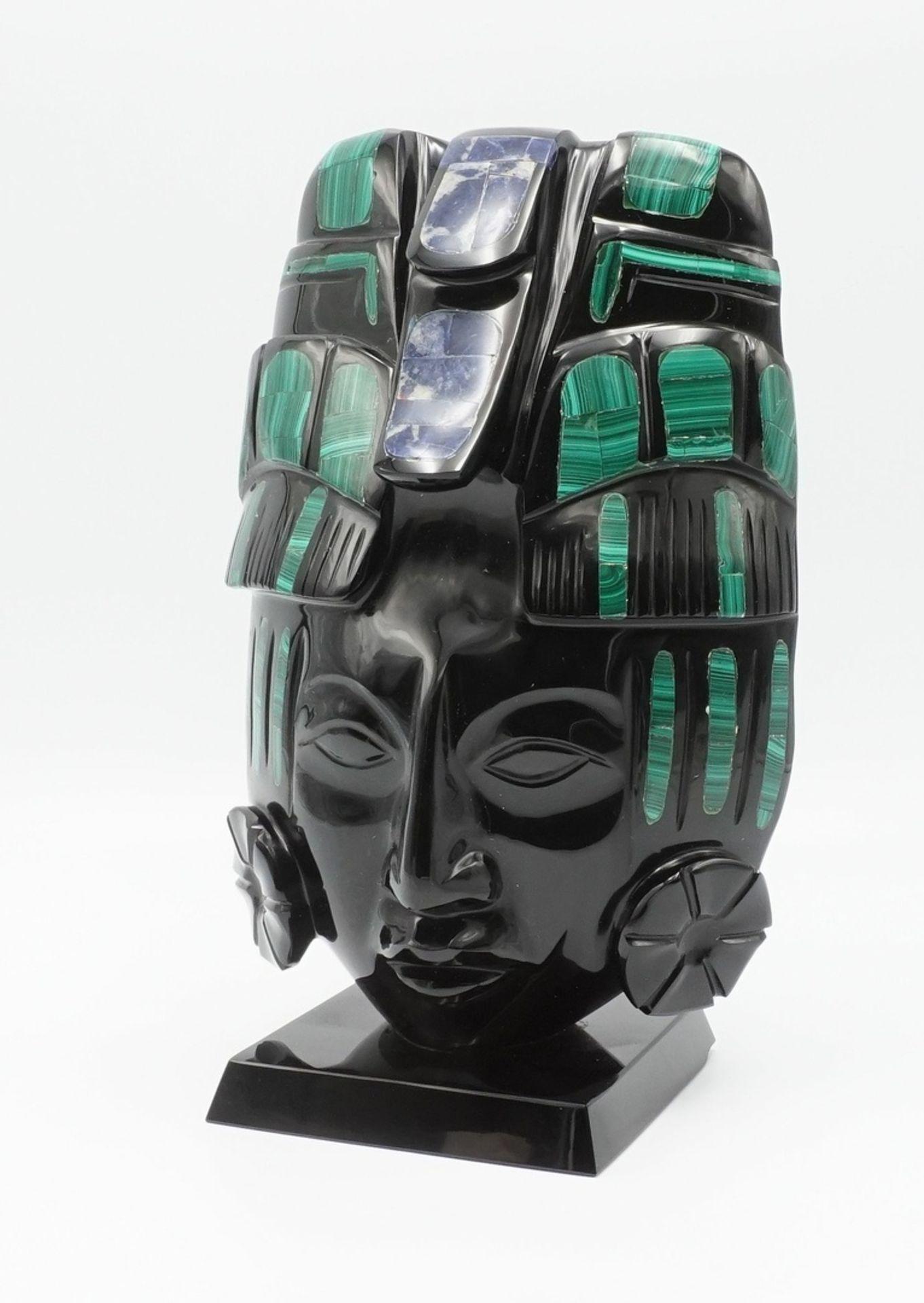 Azteken Maske