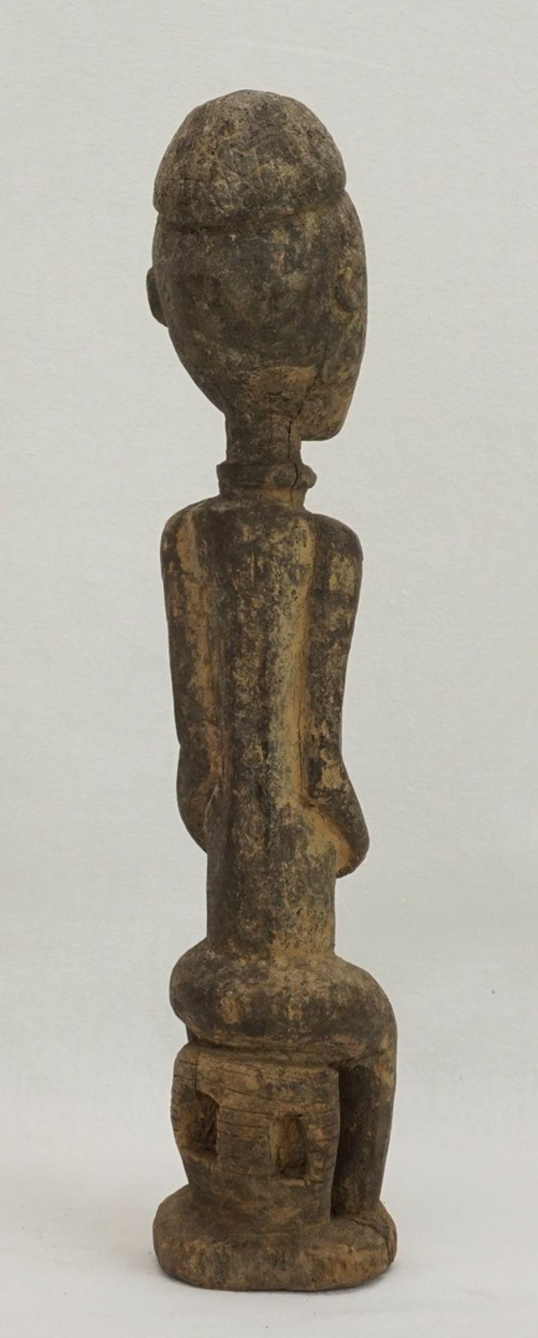 """Männliche Ahnenfigur """"dege"""" ( ), Dogon, Mali - Bild 3 aus 6"""