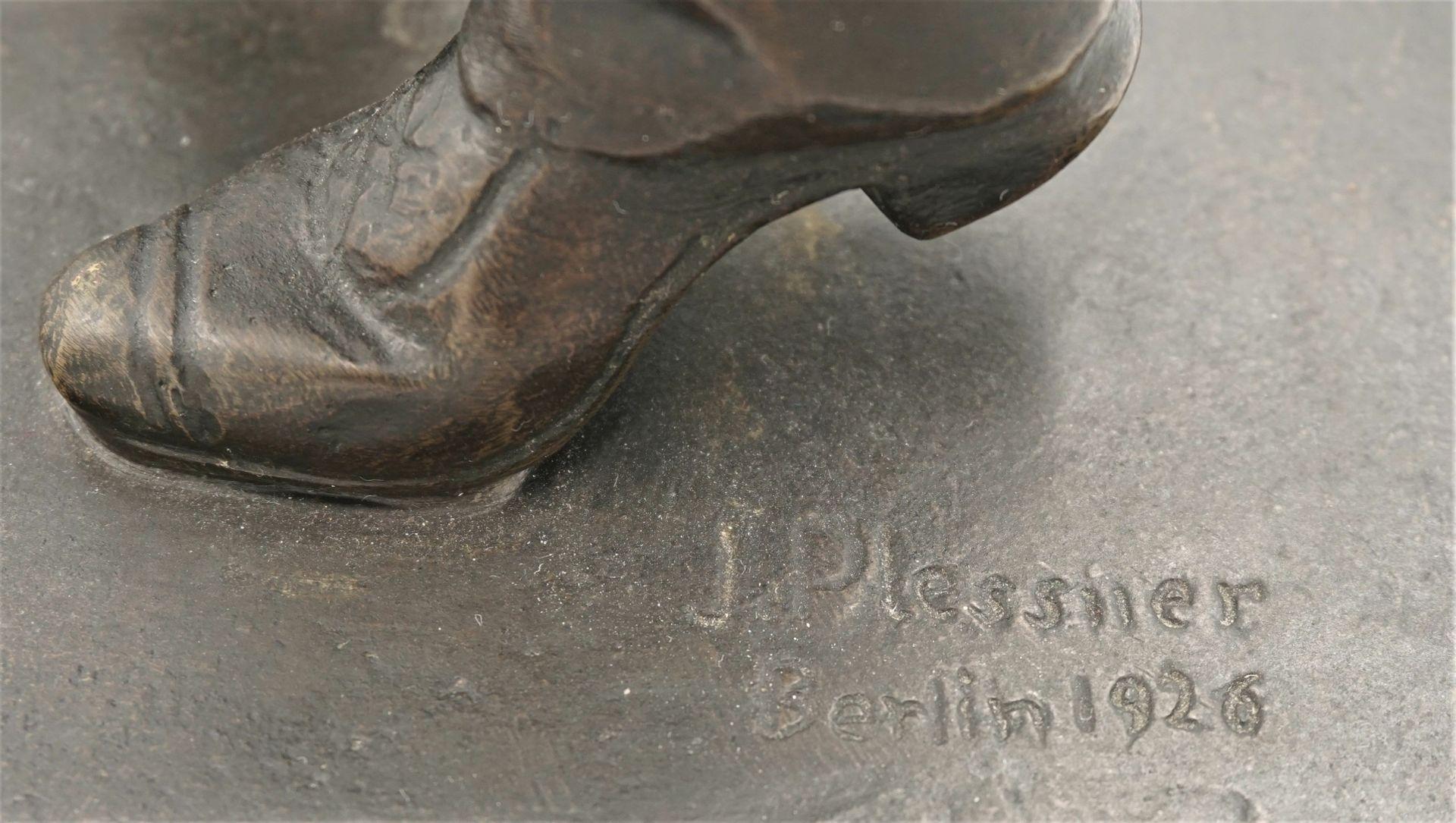 Jacob Plessner, Bücherwurm - Bild 5 aus 5