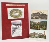 32 Ansichtskarten / Postkarten Harz