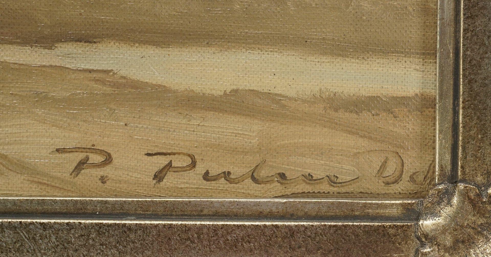 Peter Pulm, Anlandende Fischerboote im Wattenmeer - Bild 4 aus 4