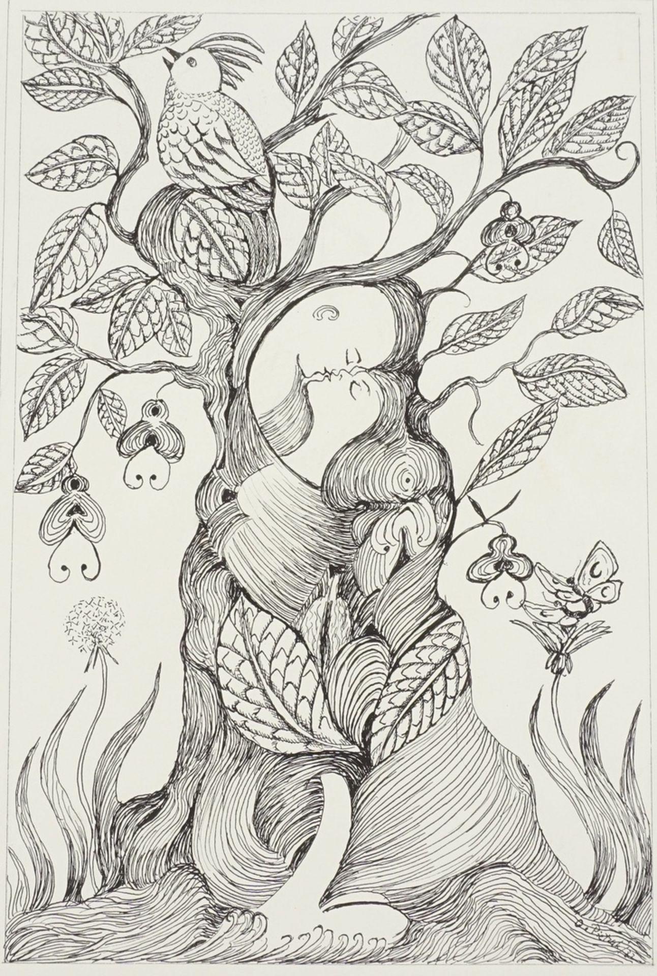 O. Pietzak ( ), Der Liebesbaum