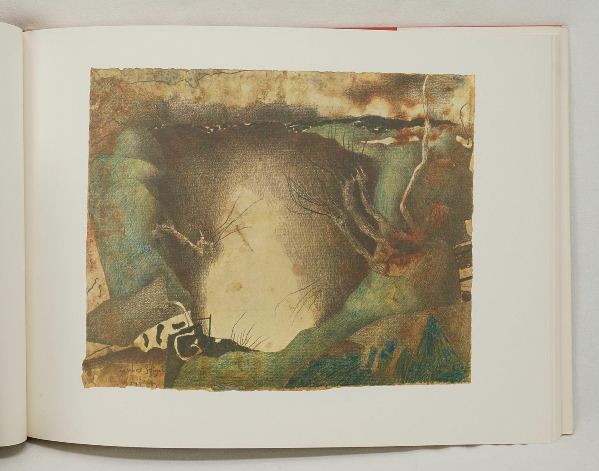 """Horst Janssen, """"Neue Zeichnungen"""" - Bild 4 aus 5"""