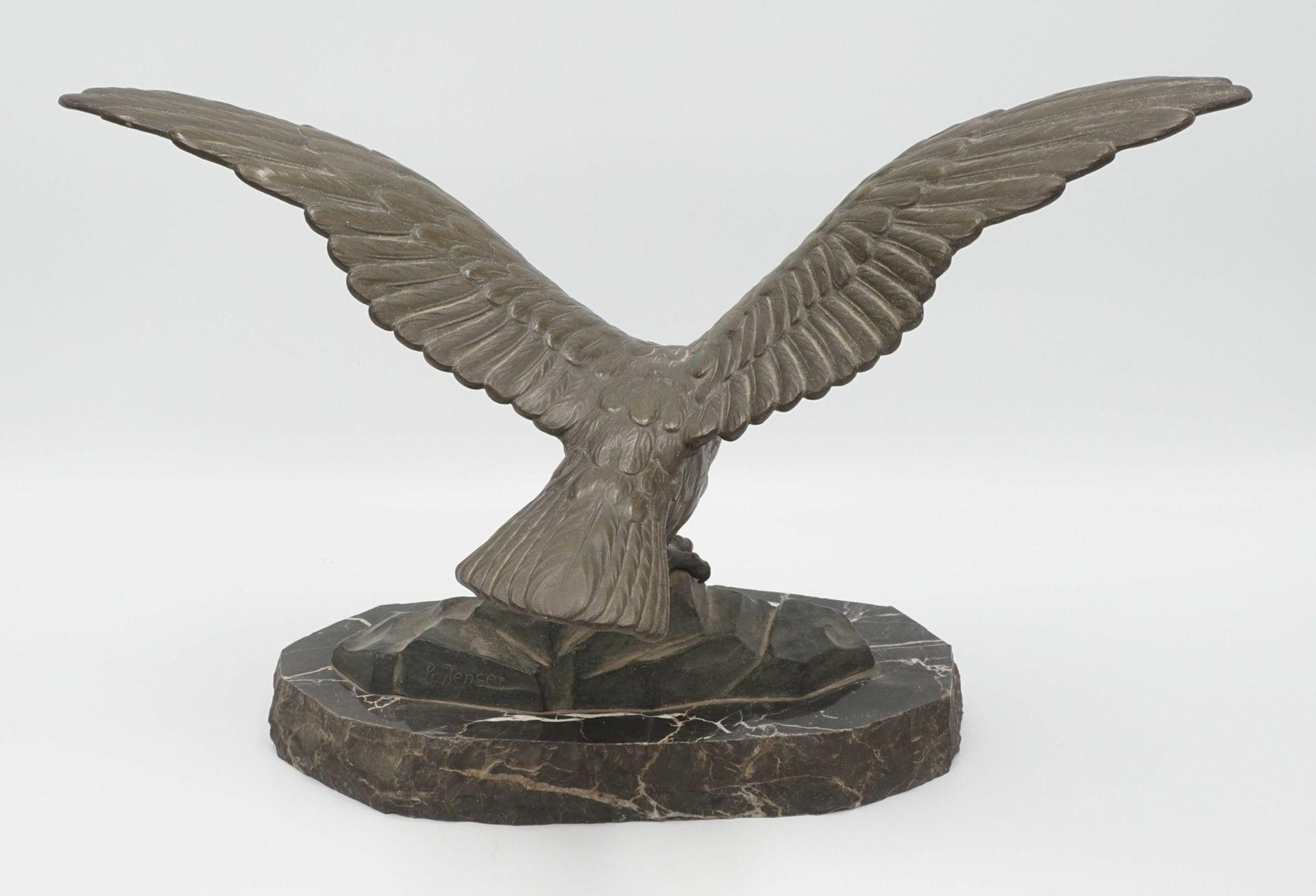 Peder Marius Jensen, Auffliegender Adler - Bild 3 aus 5