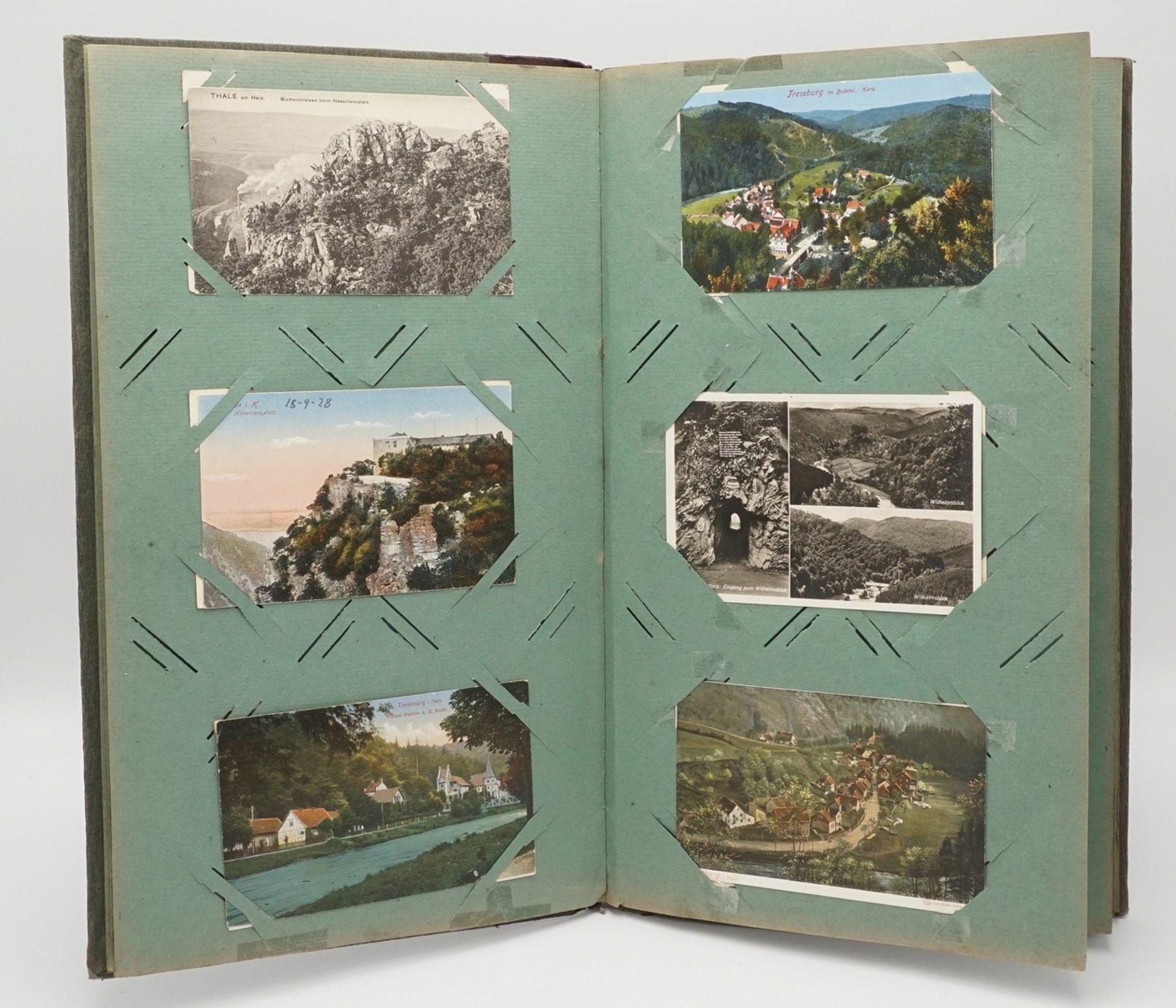 90 Ansichtskarten / Postkarten Harz - Bild 5 aus 6