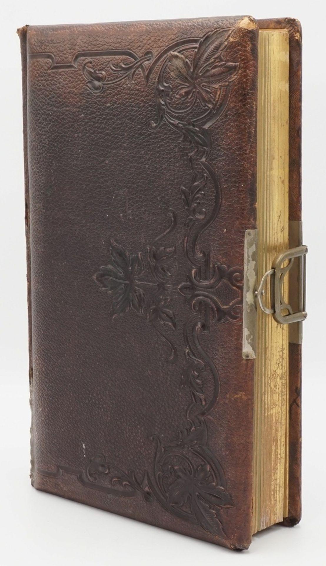 Fotoalbum, um 1900