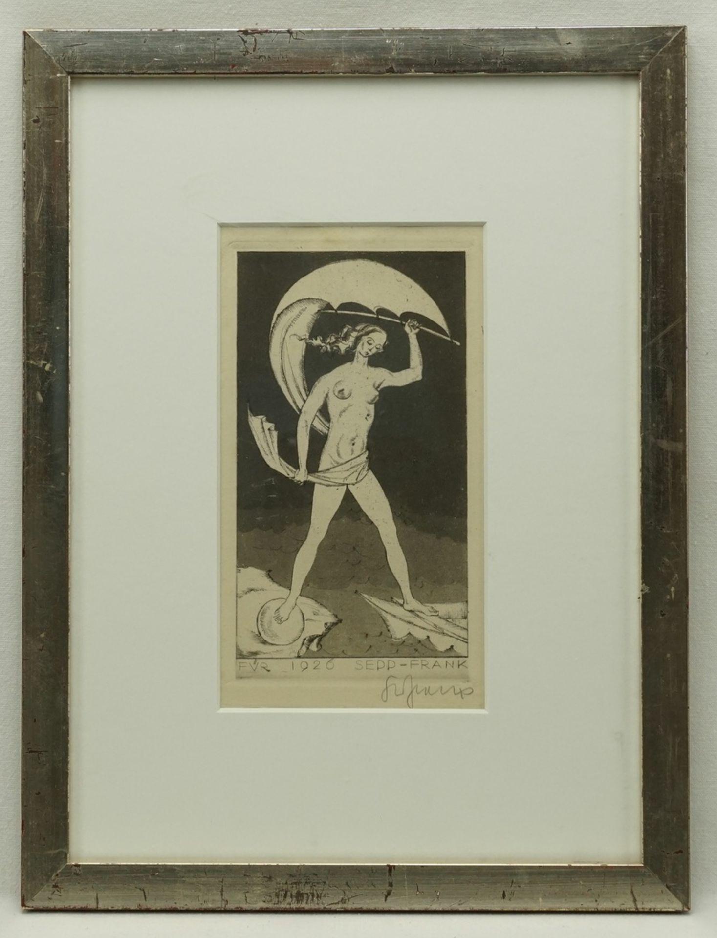 """Sepp Frank, """"Für 1926"""" - Bild 2 aus 4"""