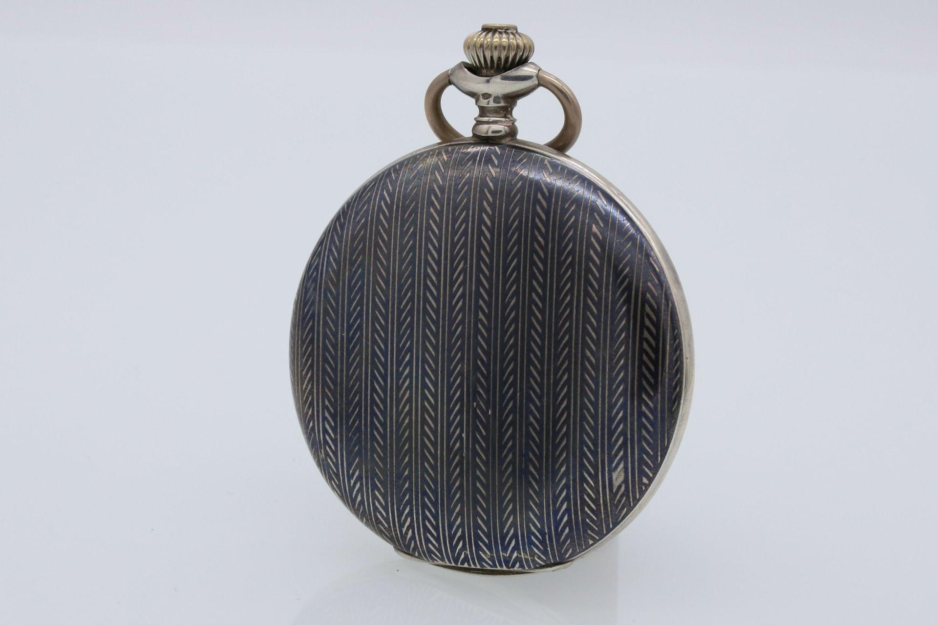 Zwei Art-Déco Taschenuhren - Bild 5 aus 6