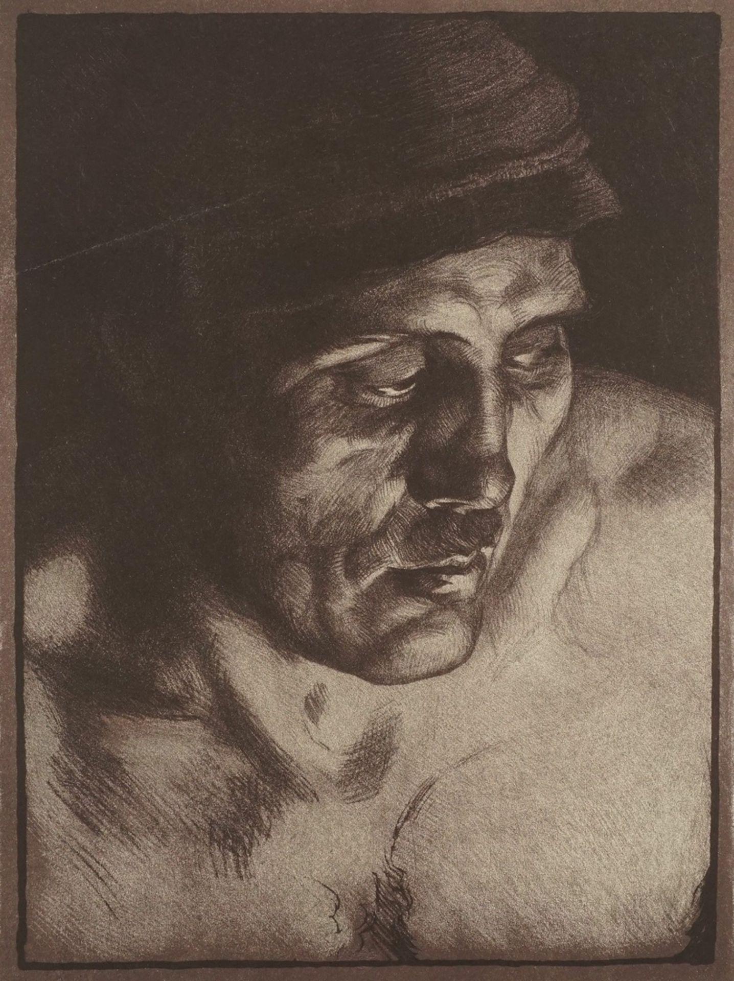 Hermann Kätelhön, Arbeiter im Feuerschein