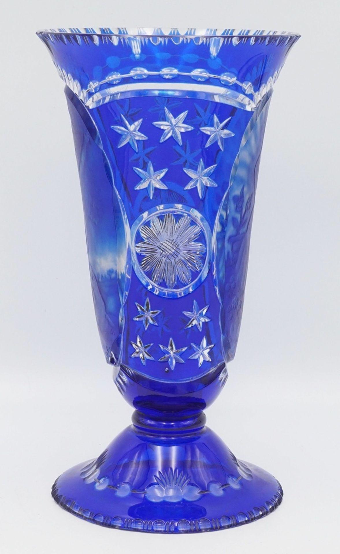 Vase mit religiösen Darstellungen - Bild 3 aus 4