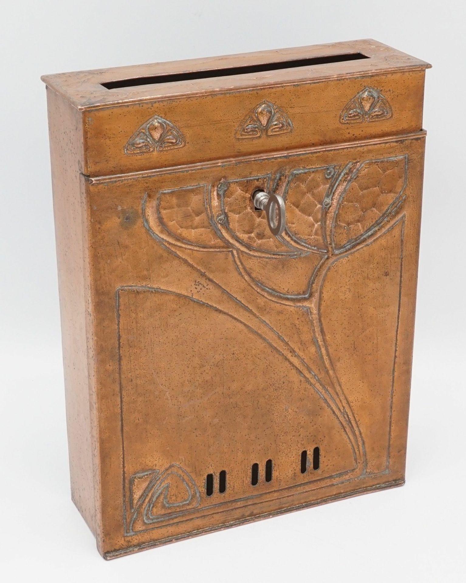 Briefkasten, Jugendstil - Bild 2 aus 4